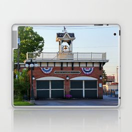 Hook and Ladder Laptop & iPad Skin