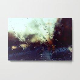 windshield life 3 Metal Print