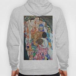 Gustav Klimt - Death And Life Hoody