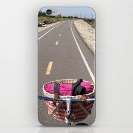 Bike Trail iPhone Skin