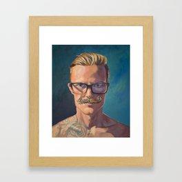 Pretense Framed Art Print