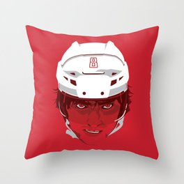 Alex Ovechkin, Superhero Throw Pillow