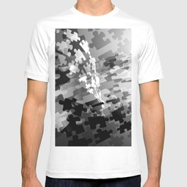 Picture of a Puzzled Mind T-shirt