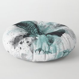 HAWK DIVE Floor Pillow