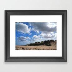 The Scottish Skies Framed Art Print