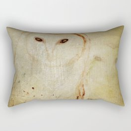 Who am I? Rectangular Pillow