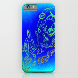 Life in the Ocean iPhone Case