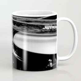 snare drum music aesthetic close up elegant mood art photography  Coffee Mug