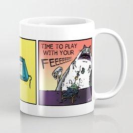 Cat O'Clock Coffee Mug