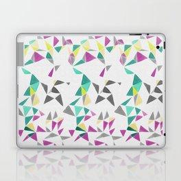 watercolor geometry  Laptop & iPad Skin