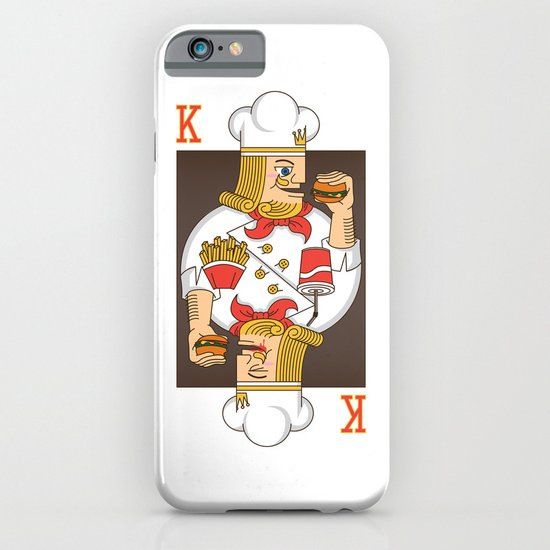 Burger King iPhone & iPod Case