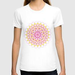 pinkAndyellow T-shirt