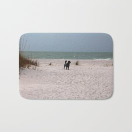 Dandy on the Beach Bath Mat