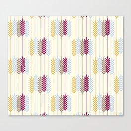 Harvest Wheat Canvas Print