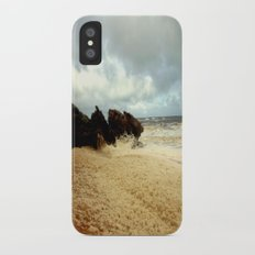 Sea Foam iPhone X Slim Case