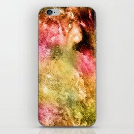 Swirling magic iPhone Skin