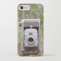 antique iPhone & iPod Cases featuring Antique by Cameryn Jade