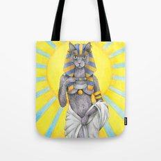Lady Bast Tote Bag