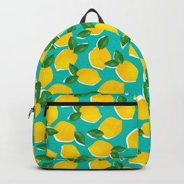 Lemons for daysss Backpack