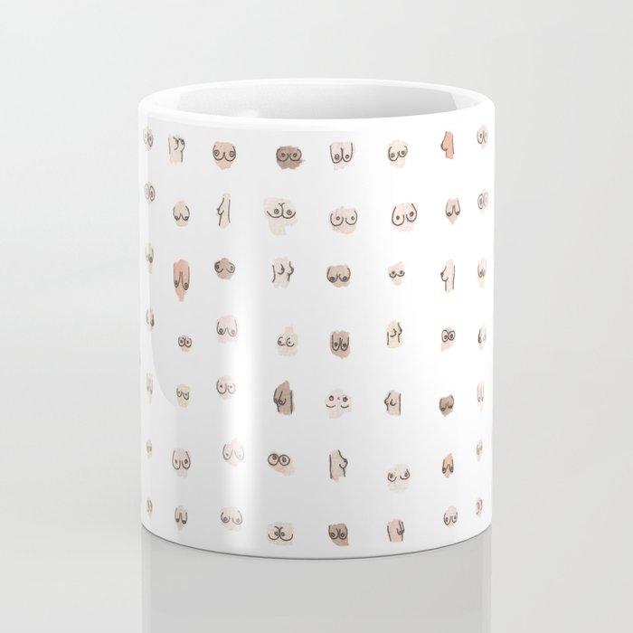 boobs Kaffeebecher