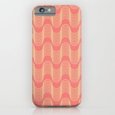 Midcentury Pattern 06 Slim Case iPhone 6s