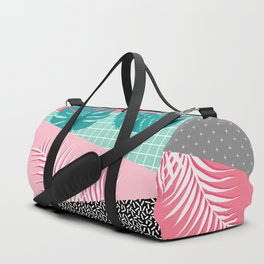 Palm Springs #society6 #decor #buyart Duffle Bag