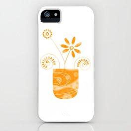 Little Herb Garden iPhone Case