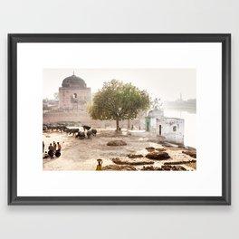 Agra Framed Art Print