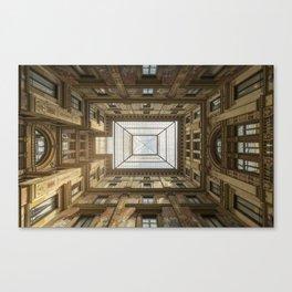 Galleria Sciarra Canvas Print