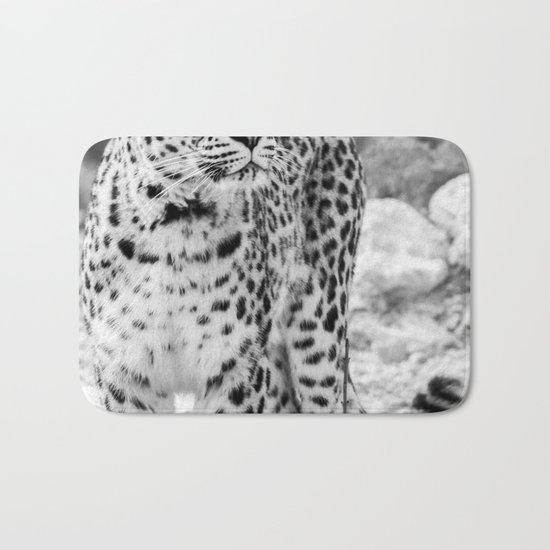 Persian Leopard 2 Bath Mat