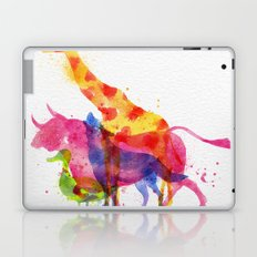 Bull & Friends Laptop & iPad Skin