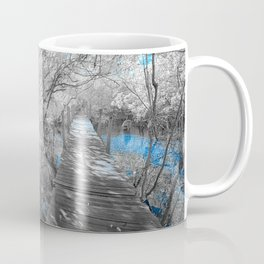 Pier Boardwalk Coffee Mug