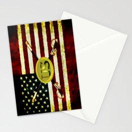 US CAVALREY - 020 Stationery Cards