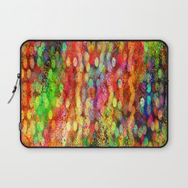 Bokeh Abstract - Boho Lights Laptop Sleeve