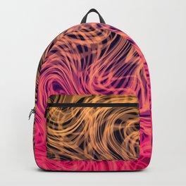 Warped Linear2 Warm Backpack