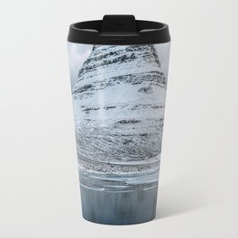 Kirkjufell Mountain in Iceland - Landscape Photography Travel Mug