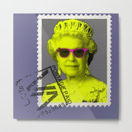 Pop Queen Metal Print