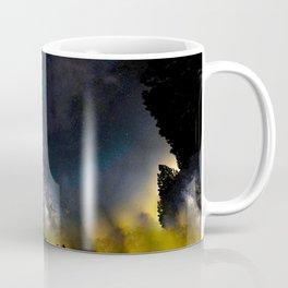 Galaxy on Fire Coffee Mug