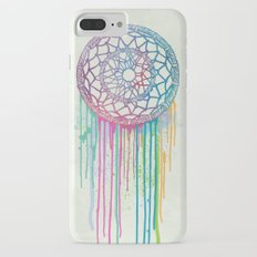 Watercolor Dream Catcher Slim Case iPhone 7 Plus