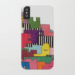 Friendlies iPhone Case