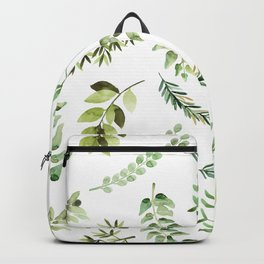 Forest in the Fall Backpack