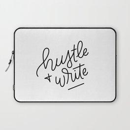 Hustle & Write Laptop Sleeve