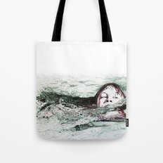 Go Swimming Tote Bag