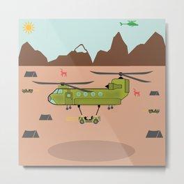 Air Force  Metal Print
