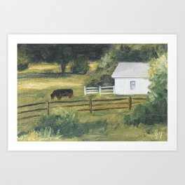 84/100 Art Print