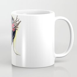 Hair in the wind, Losing track of time Coffee Mug