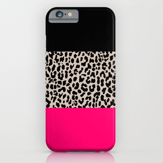 Leopard National Flag IV iPhone & iPod Case