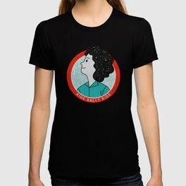 Ride Sally Ride T-shirt