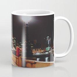 Night Stroll, London.  Coffee Mug