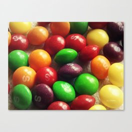 Sweeties Galore Canvas Print